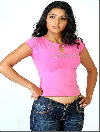 bhoomika as model