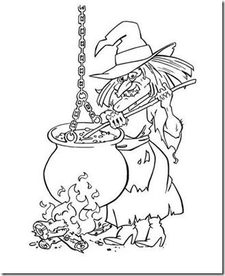 brujas halloween blogcolorear (17)
