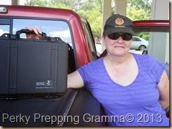 perky prepping gramma