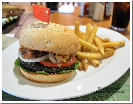 Gumbo, burger, restaurant, steak