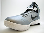 nike zoom soldier 6 tb grey black 1 03 4 x Nike Zoom Soldier VI Team Bank: Black, Navy, Green &amp; Red