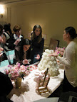 Some of the brides and guests who stopped by to get ideas and inspiration at the Wedding Party.