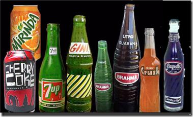 Refrigerantes antigos