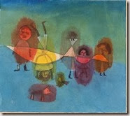 Klee -small children