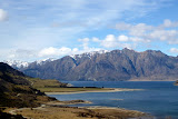 Lake Wanaka - Enroute to Queenstown, New Zealand