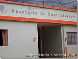 Sanatorio de Contratación