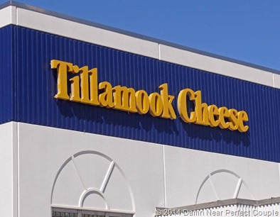 Tilamook Cheese Sign
