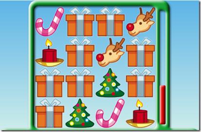 Christmas memory gamePNG