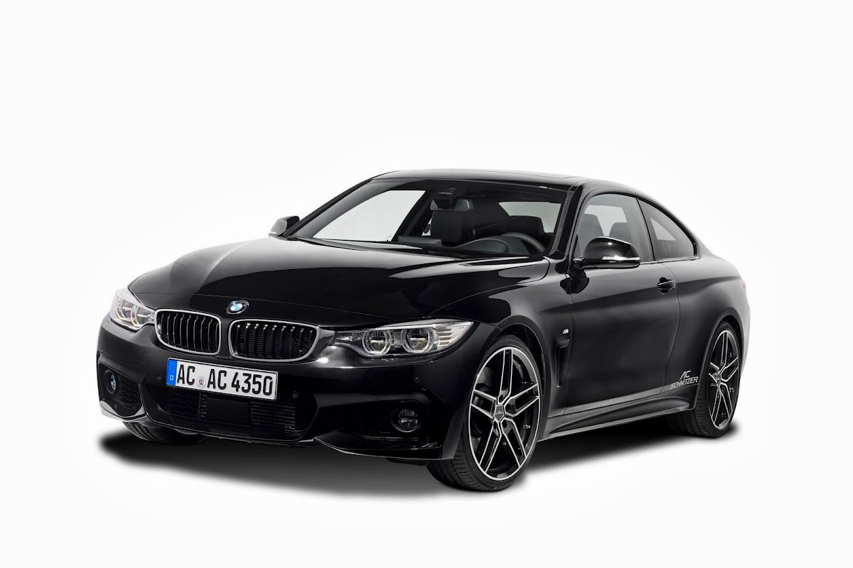 AC Schnitzer Presents its Tuning Goods for New BMW 4Series Coupe
