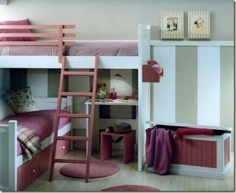 decoración de dormitorios juveniles-h
