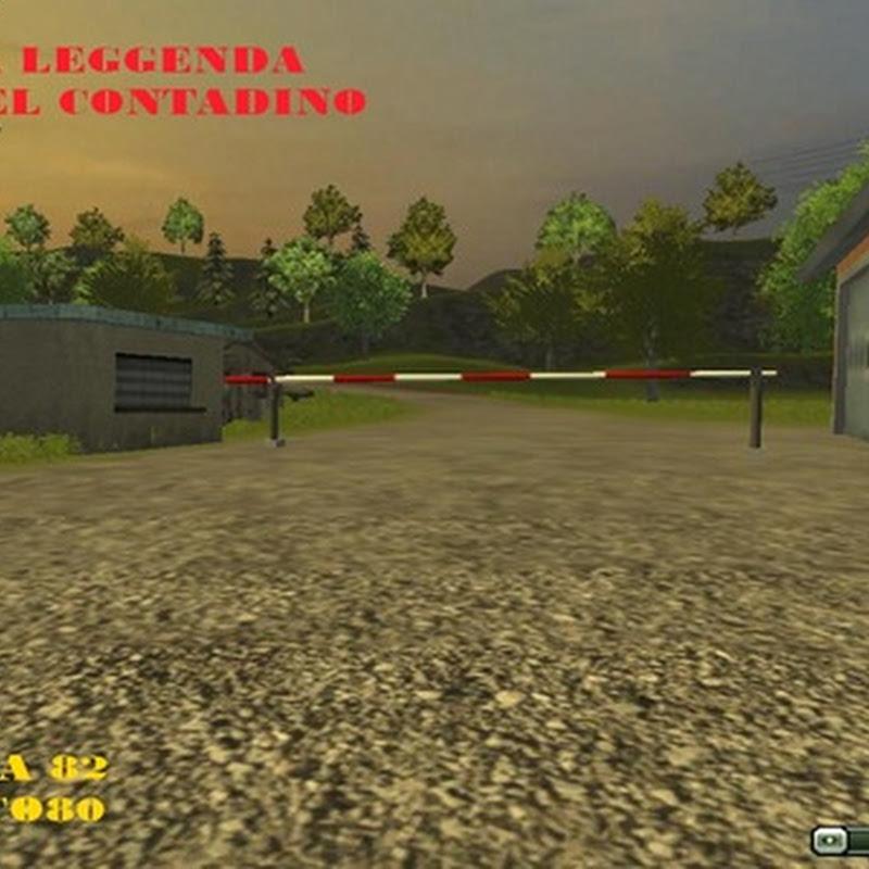 Farming simulator 2013 - La leggenda del contadino V1 (Mappa)