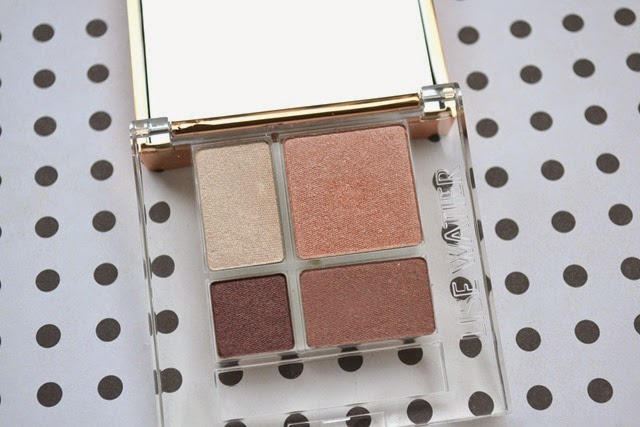 Lise Watier Eyeshadow Quartet in Alex
