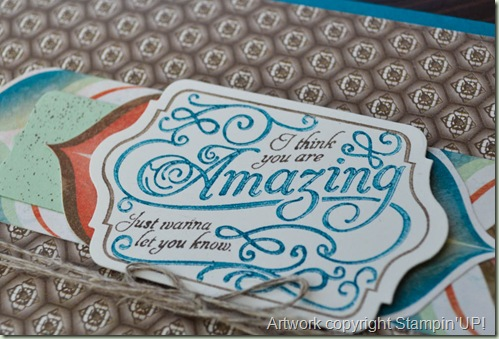 Stampin'Up! Venetian Romance masculine close