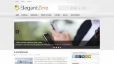Elegantzine blogger template 225x128