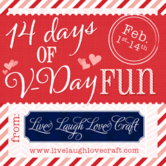 14 days of V Day fun series