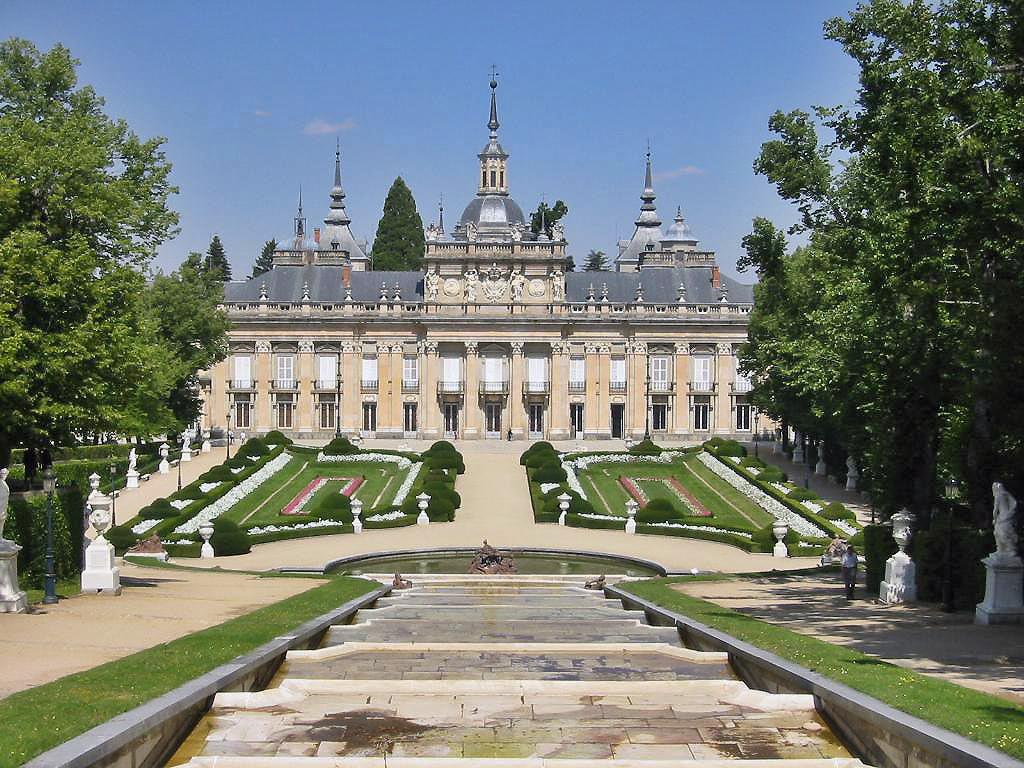 Visita virtual al Palacio Real de la Granja de San Ildefonso - El blog de MCa...