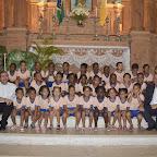 Encerramento do ano letivo da Casa da Criança Ana Neri - Paróquia Nossa Senhora do Rosário