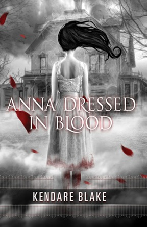 blake - anna dressed in blood