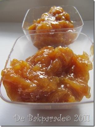 Herfstige Nectarine Kaneel Compote