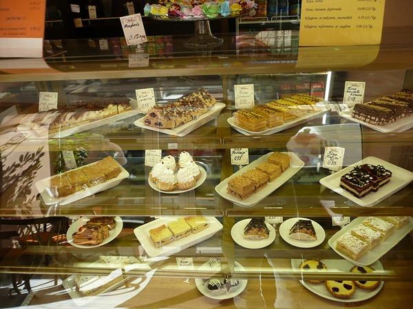 Приятного аппетита в Риге