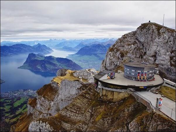 جبال سويسرا