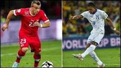 Hondruas vs Suiza