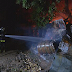 Incêndio atinge depósito de reciclagem em Abreu e Lima, PE.