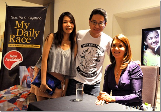 Pia Cayetano Book Launch