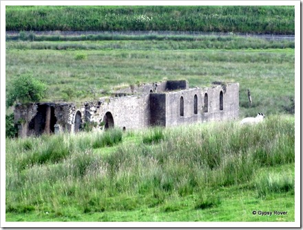 This was a coal washing plant for local mines around Gilsland.