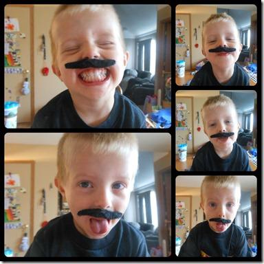 Buzz 2012 Mustache