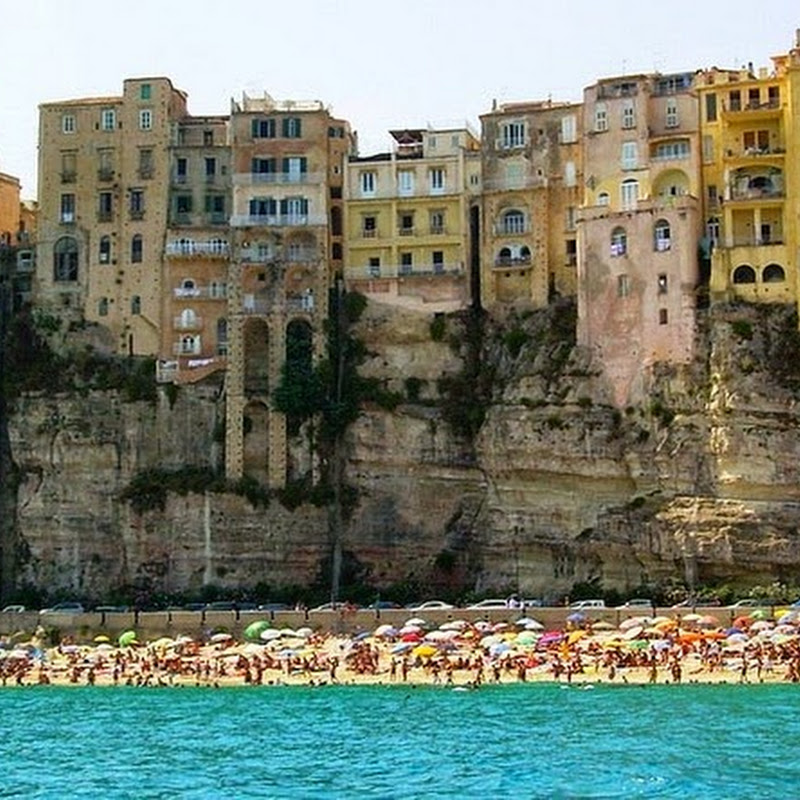 The Cliffside Town of Tropea