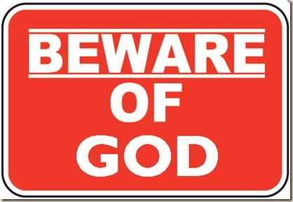 cuidado don dios ateismo