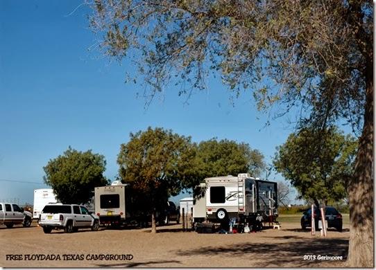 Floydata campground