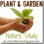 Plant & Garden Nature Study