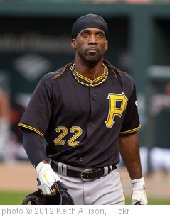 'Andrew McCutchen' photo (c) 2012, Keith Allison - license: http://cre