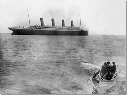 Fr. Browne's Last Picture of the Titanic