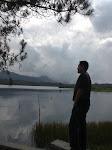 Jika hidup sebening air di danau (Lokasi ; Danau Diatas, Solok)