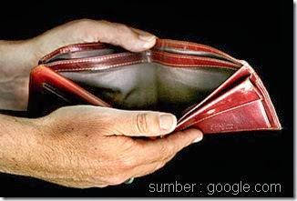 duit bersara tak cukup