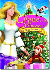 affiche-Le-Cygne-et-la-Princesse-Un-Noel-enchante-The-Swan-Princess-Christmas-2012-1