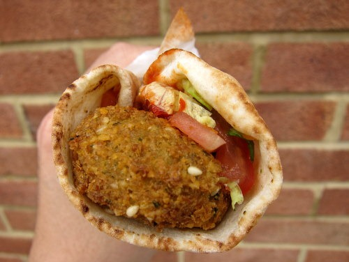 Medium Falafel Sandwich