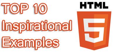 Top 10 Best HTML5 Websites