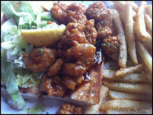 voodoo shrimp