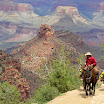 Mule Trip at Bright Angel Trail
