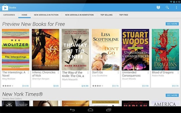 Google-Play-4.0.25-Nexus-10-Books