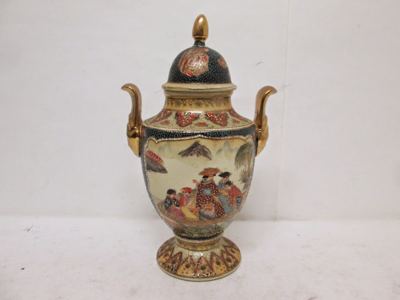 Asian Ceramic Urn