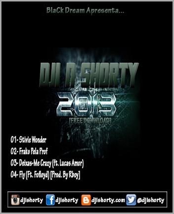 Dji Shorty 2013 Track List