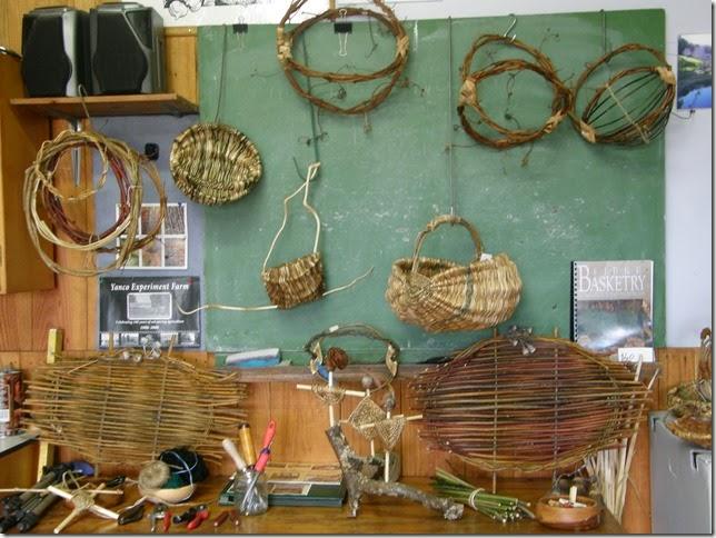 Basket Weaving Adelaide : Weaving magic naturally