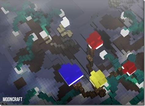 SpieleApp Mooncraft Ist Wie Minecraft Auf Dem Mond Spass Und - Minecraft fnaf spielen
