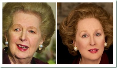 streep &thatcher  iron lady