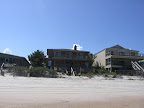 Ocean front home on Pawley's Island SC